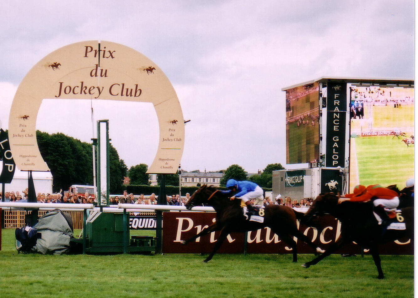 paris horse racing